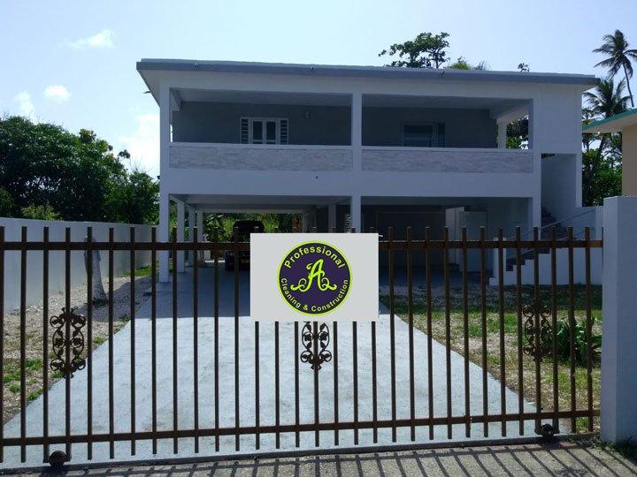 Residencia remodelada